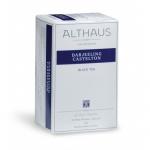Чай Althaus Darjeeling Castelton, черный, 20 пакетиков