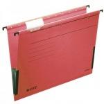 Папка подвесная стандартная А4 Leitz Alpha красная, 19860025