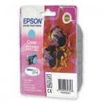 Картридж струйный Epson C13 T10524 A10, голубой