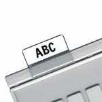 Индексное окно для картотек Han А5/А6, 10 шт/упак, НА9001