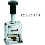 Нумератор с автоматической сменой номера Kw-Trio 8 разрядов, 3.7мм, 20800