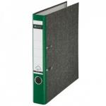 Папка-регистратор А4 Leitz, 50 мм, зеленая