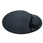 Коврик для мыши Defender DL009/908 черный, с гелевой подкладкой