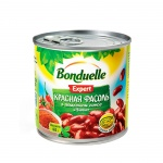 Фасоль Bonduelle красная в соусе чили, 430г