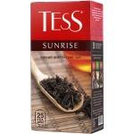 Чай Tess Sunrise (Санрайз), черный, 25 пакетиков