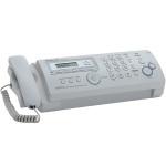 Факсимильный аппарат Panasonic KX-FP218RU белый, термопечать А4