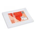 Конверт почтовый Officepost С4 белый, 229х324мм, 90г/м2, декстрин, 50 шт
