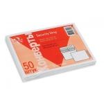 Конверт почтовый Garantpost С5 белый, 162х229мм, 80г/м2, стрип, 50 шт