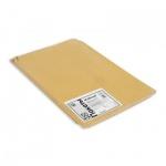 Пакет почтовый бумажный плоский Multipack E4 крафт, 300х400мм, 100г/м2, 50шт, стрип