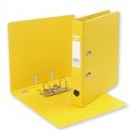 Папка-регистратор А4 Bantex желтая, 50 мм, 1451-06