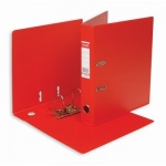 Папка-регистратор А4 Bantex красная, 50 мм, 1451-09