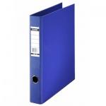 Папка-панорама на 4-х кольцах А4 Bantex синяя, 50 мм, 1243-01