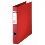 Папка-панорама на 4-х кольцах А4 Bantex красная, 50 мм, 1243-09
