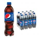 Напиток газированный Pepsi, 0,6л х 12шт ПЭТ