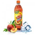 Чай холодный Lipton Ice Tea, 0.6л х 12шт, ПЭТ