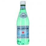 Вода минеральная Sanpellegrino газ, ПЭТ, 0,5л