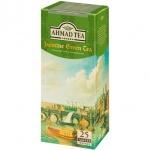 Чай Ahmad, зеленый, 25 пакетиков