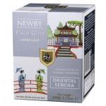 Чай Newby Oriental Sencha (Ориентал Сенча), зеленый, листовой, 100 г
