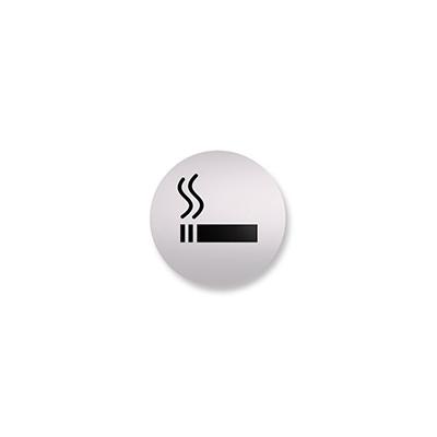 Указатель Attache Зона для курения, 85мм, алюминий