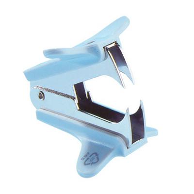 Анти-степлер Leitz 5590, все виды скоб, серый
