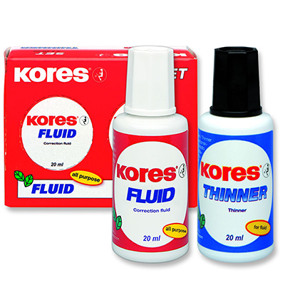 Корректирующий набор Kores Fluid KORES FLUID, 2х20 мл