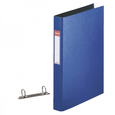 Папка на 2-х кольцах Esselte 14452, А4, 35 мм, синяя