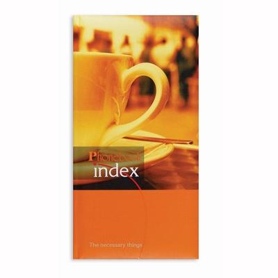 Алфавитная книжка Attache Софт, 10 х 21см, А5, 80 листов