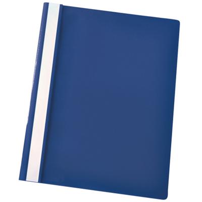 Скоросшиватель пластиковый Esselte 28315, А4, синий