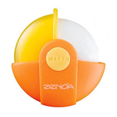 Ластик Maped Zenoa, 50мм, 511320, 50мм, в футляре, 511320