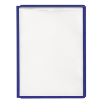 Панель для демосистем Durable Sherpa, А4, синий, 5 шт/уп, 560607