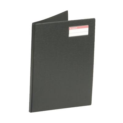 Папка с зажимом Esselte 27347, А4, 18мм, черная