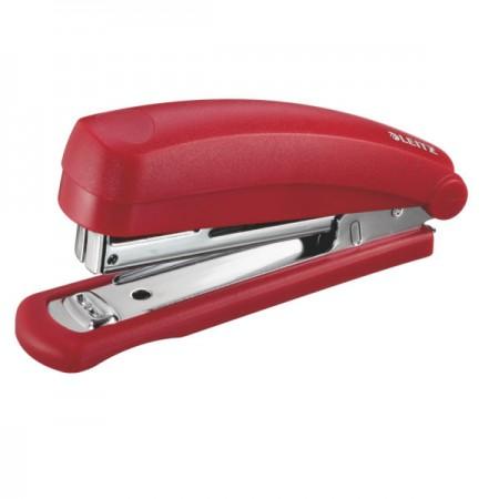 Мини-степлер Leitz 5517, № 10, 10л, красный