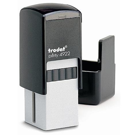 Оснастка для квадратной печати Trodat Printy 4922, 20х20мм, черная