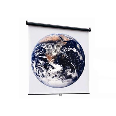 Экран для проектора настенный ScreenMedia Economy-P, 1:1, 180х180см