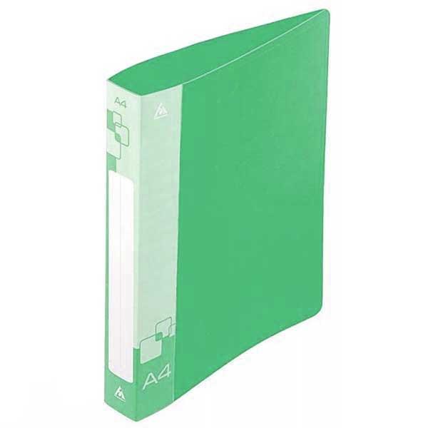 Папка с зажимом Бюрократ PZ05CGREEN, А4, 0,5мм, зеленая