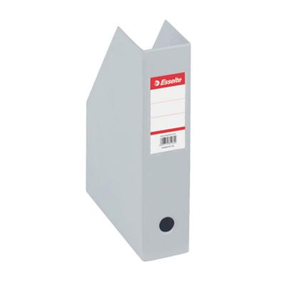 Накопитель для бумаг вертикальный Esselte 56008, А4, 70 мм, серый