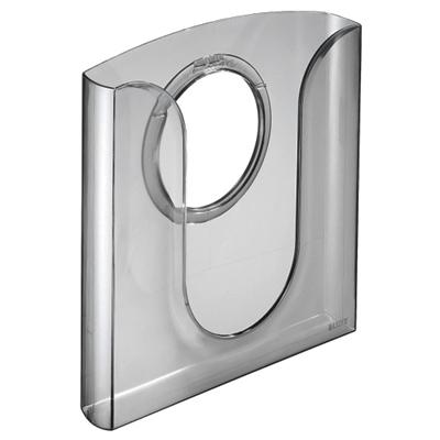 Лоток навесной для бумаг LEITZ Element 5401-92, А4, дымчатый