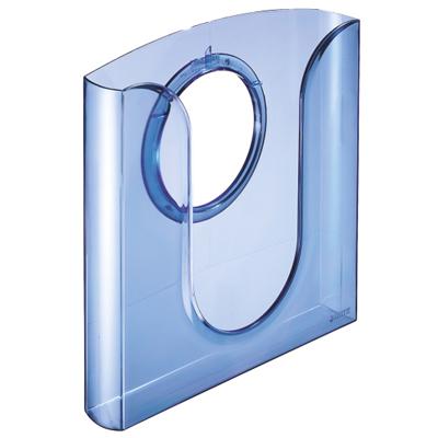 Лоток навесной для бумаг LEITZ Element 5401-34, А4, голубой