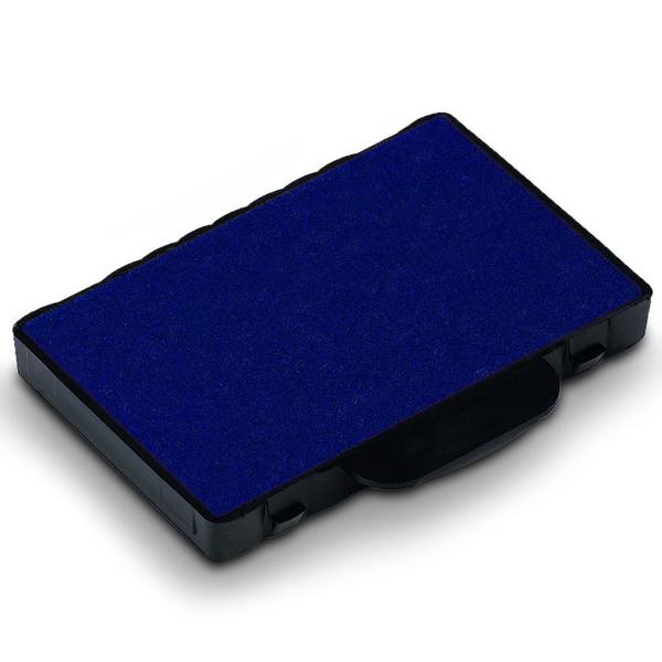 Сменная подушка прямоугольная Trodat 6/56, для Trodat 5465/5460/5206/5558/55510/5466/5117/5204, синяя