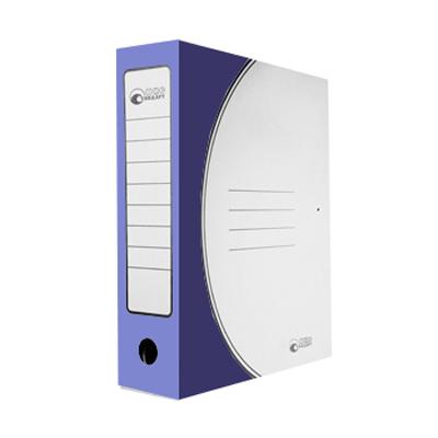 Архивная папка на завязках Промтара Офис Стандарт 323с, А4, 75 мм, синяя