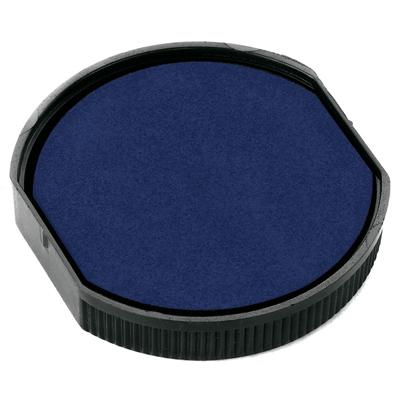Сменная подушка круглая Colop E/R30, для Colop Printer R30, синяя
