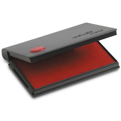 Штемпельная настольная подушка Colop Micro 1, 90х50мм, красная, краска на водной основе