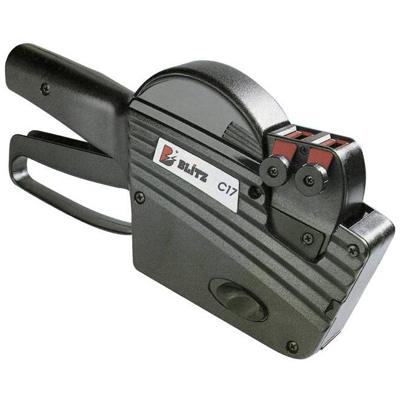 Этикет-пистолет Blitz C17, 26х16мм, 2 строки, 20 знаков