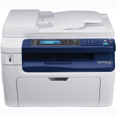 МФУ лазерное Xerox WorkCentre 3045NI, А4, 24 стр/мин, 128Мб