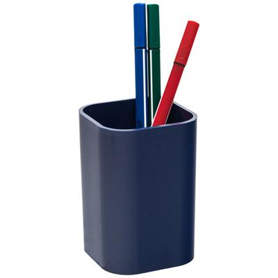 Подставка для ручек Attache, 100х67мм, синяя