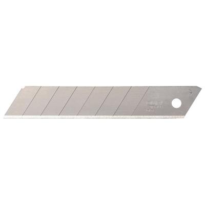Лезвия сменные для ножей, 18 мм, 10 шт./ уп.