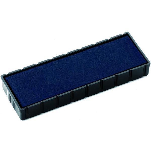 Сменная подушка прямоугольная Colop Е/12, для Colop S110/S120/S160, синяя