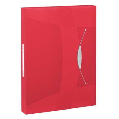 Архивный бокс Esselte Vivida 624048, 40 мм, красный