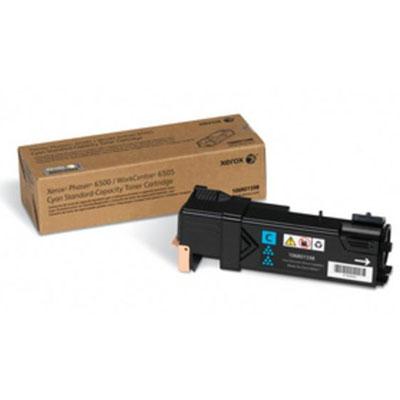 Тонер-картридж Xerox 106R01601, голубой