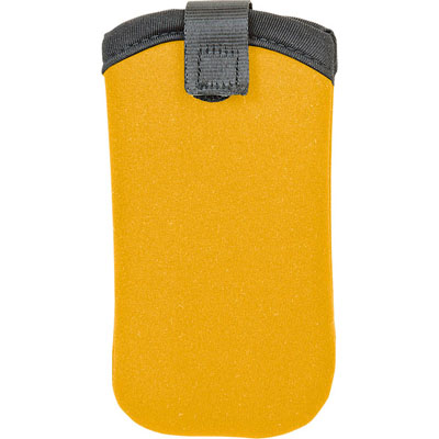 Чехол для мобильного телефона Brunnen 68051, неопрен, желтый